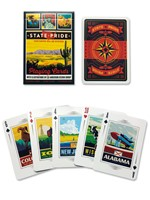 American State Pride Playing Card Deck
